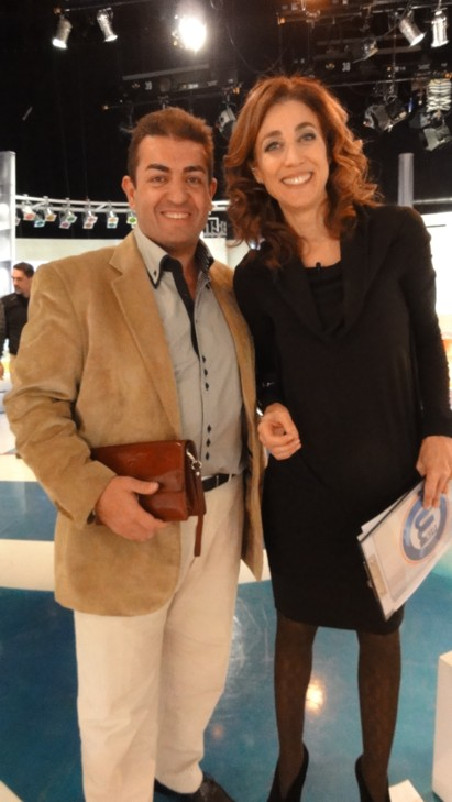 David & Elena Gómez Melero