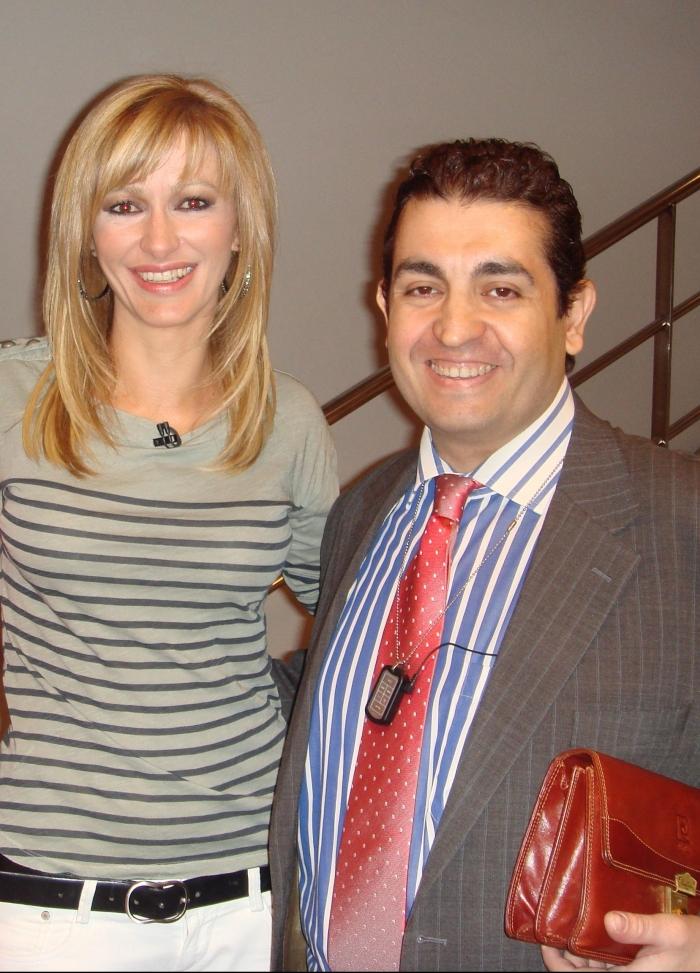 #David_Espriu y #Susana_Griso